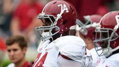 Finebaum: Cam Robinson arrest 'catastrophic' for Alabama