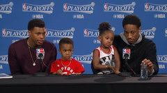 Lowry: DeMar emptied the clip