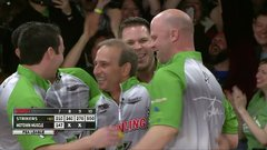 Must See: 'Dallas Strikers' bowl combined perfect game