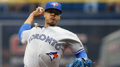 MLB: Blue Jays 5, Rays 1