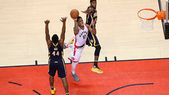 Ennis: DeRozan, Powell lifted the Raptors