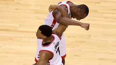 Mo Pete: Lowry helped Raps keep composure down stretch