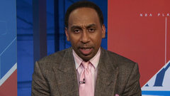 Stephen A: ''I apologize to Canada''