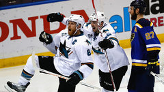 NHL: Sharks 6, Blues 3