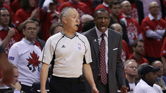 Armstrong weighs in on officiating in NBA playoffs