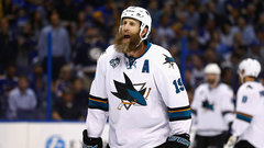 Thornton on Hockey Canada's radar for World Cup?