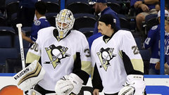 Should the Pens go with Matt or Marc?