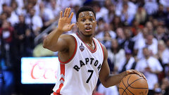 Lowry, DeRozan push Raps two wins away from NBA Finals