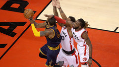 Raptors need their most physical game to win in Cleveland