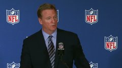 Goodell: NFL's committed to medical research