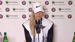 Bouchard on win: I'd give myself an 'A'