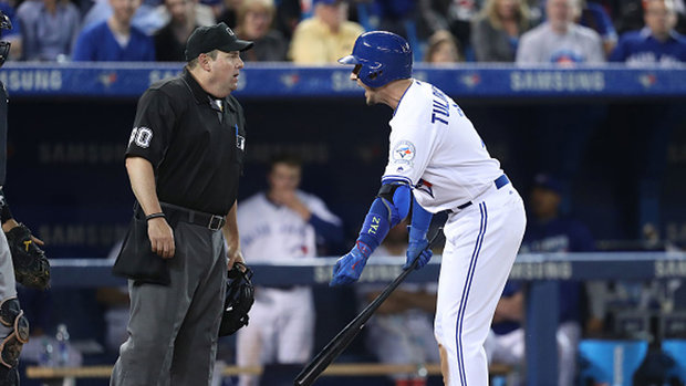 Where are the Blue Jays' bats?