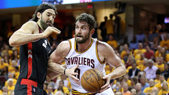Love steps up for Cavs in Game 5