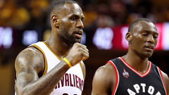 Raptors/Cavaliers Game 5 By the Numbers