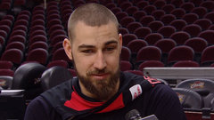 Valanciunas says he's ready to play in Game 5