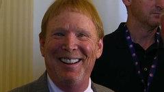 Mark Davis on Vegas: 'I haven't heard anybody say no'