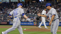 MLB: Blue Jays 8, Yankees 4