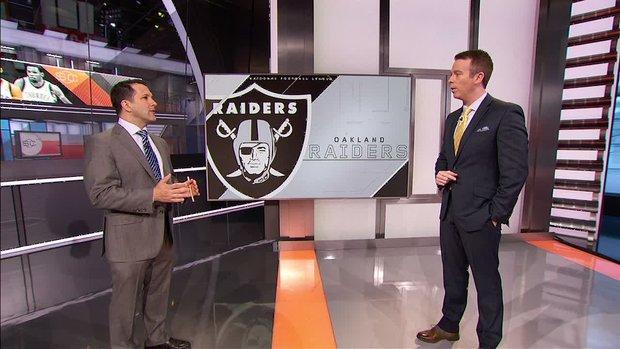 Raiders to Las Vegas gaining traction