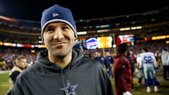 Romo looking sharp after strong offseason