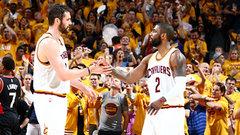 NBA: Raptors 78, Cavaliers 116