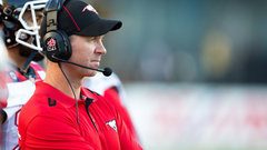 Dickenson excited for first season as Stamps' head coach
