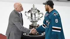 What a difference 12 months makes for the Sharks