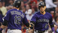 MLB: Rockies 8, Red Sox 2