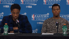 DeRozan: ''We didn't have a rhythm all game''