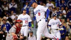 MLB: Reds 1, Dodgers 3