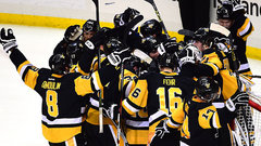 The Penguins' road to the Stanley Cup final