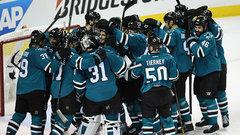 NHL: Blues 2, Sharks 5