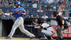 MLB: Blue Jays 3, Yankees 1