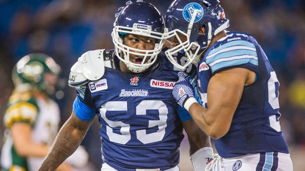 New look linebacking corps in Riderville