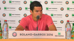 Raonic: ''I just tried to fight through''