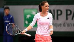 Rest-wanksa feeling energized at French Open
