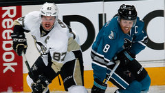 The Penguins get after it and on it