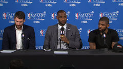 Cavaliers have unfinished business in NBA Finals