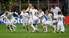 Champions League Penalty Shootout