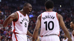 Raptors' focus shifts to DeRozan, Biyombo