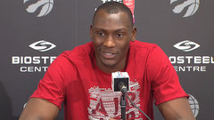Biyombo on free agency: