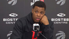 Lowry still disappointed following Game 6 loss