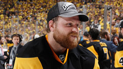 Kessel cherishing the moment