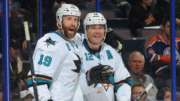 Thornton, Marleau closer than ever to the ultimate goal