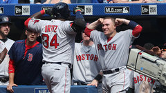 MLB: Red Sox 5, Blue Jays 3 (11)
