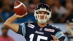 Argos excited about a rejuvenated Ricky Ray