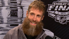 Thornton: ''It looks pretty, but it's hard work''