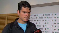 Disappointed Raonic turns sights on Wimbledon