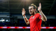 Hopes of a nation resting on Bale's shoulders