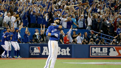 Will Bautista face retribution tonight?