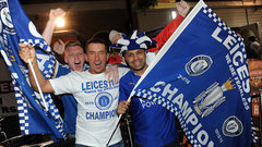 Leicester City - From rags to riches